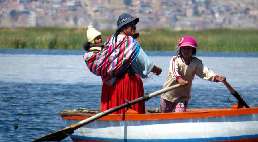 Lago Titicaca: Peru ou Bolívia?