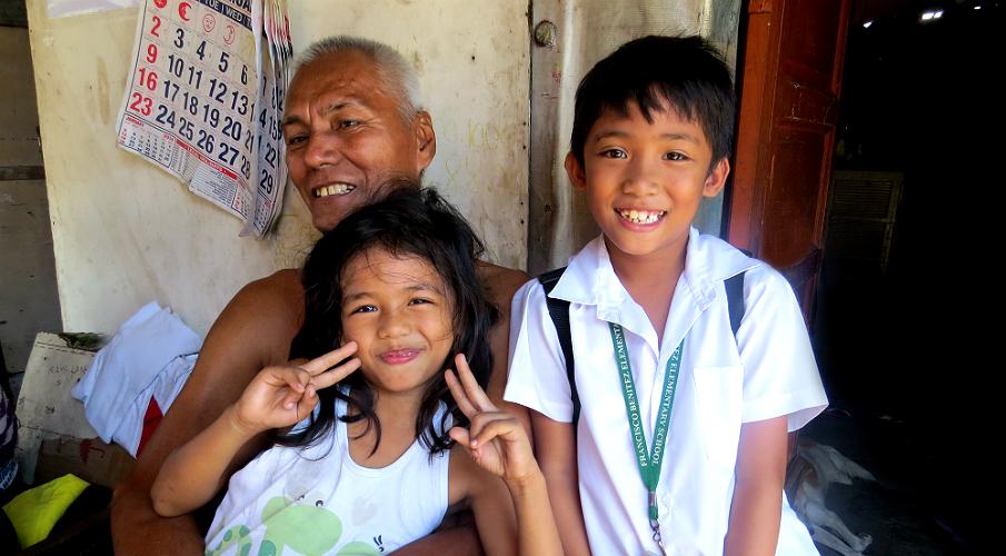 Manila, a triste cidade dos sorrisos
